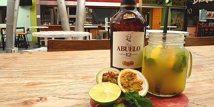 Latin Lover Cocktail from Señor Taco (CHIJMES) in City Hall, Singapore