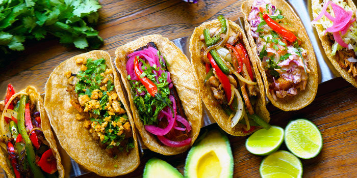 Taco Tues Tacos from Señor Taco (CHIJMES) in City Hall, Singapore