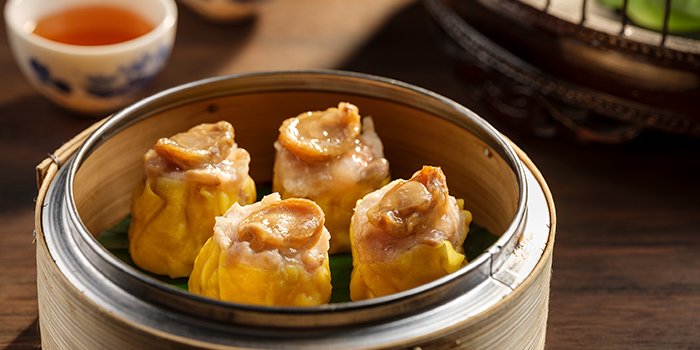 Siew Mai with Diced Abalone from Si Chuan Dou Hua (Kitchener Road) in Little India, Singapore