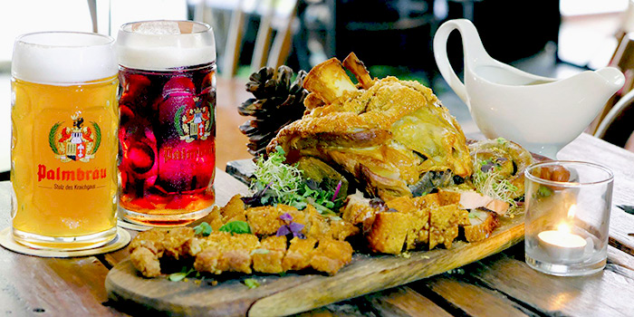 Pork Knuckle Stuttgart from Blackforest Boutique S-Cafe in Newton, Singapore