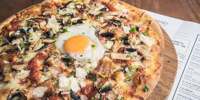 Morning After Pizza from Supply & Demand (Orchard Gateway) in Orchard Road