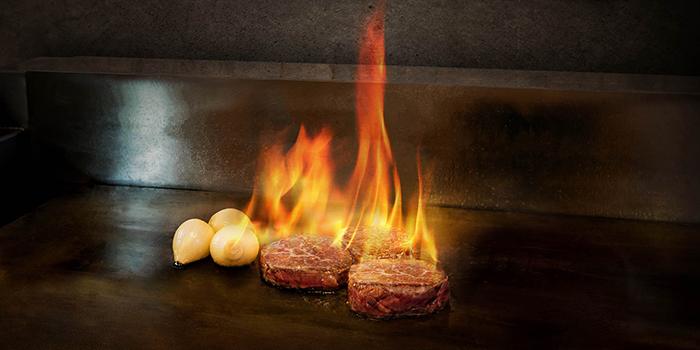 Wagyu Beef Teppanyaki from TEPPAN by Chef Yonemura at Resorts World Sentosa in Sentosa, Singapore