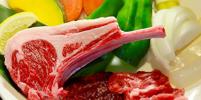 Premium Jingiskan with Lamb Chop Set from The Hitsuji Club in Boat Quay, Singapore