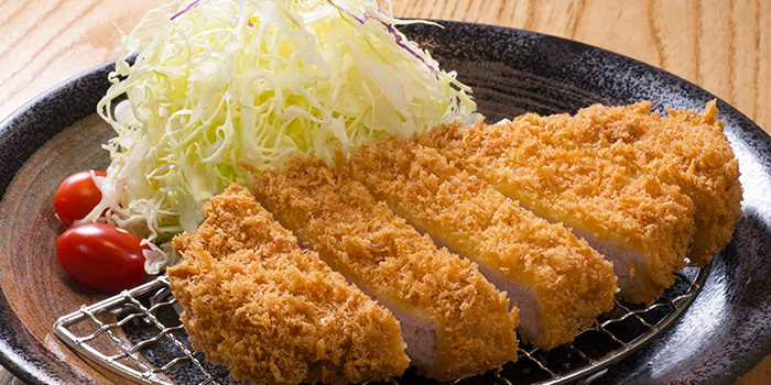 Katsu from Tonkichi (Isetan Scotts) in Orchard, Singapore