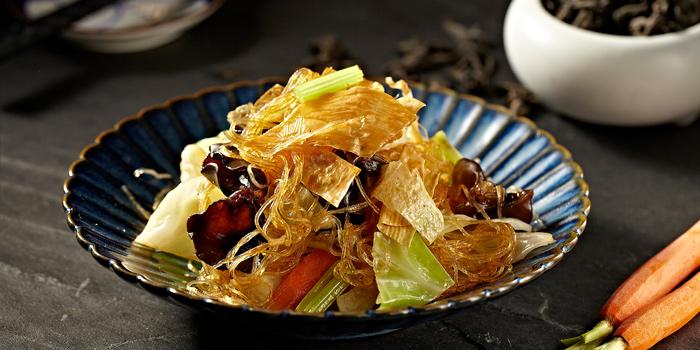 "Sauteed Assorted Vegetable ""Hainaese Style"", Tian Tian Hainanese Chicken Rice (Causeway Bay), Causeway Bay, Hong Kong"