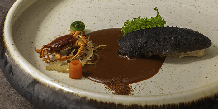 Sea Cucumber, Le Rêve, Causeway Bay, Hong Kong