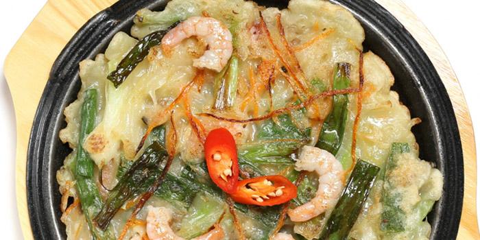 Seafood Pancake, Goobne Chicken, Central, Hong Kong