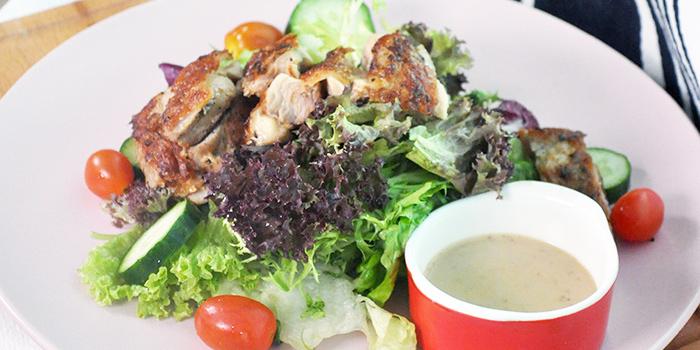 Chicken Salad from from The Grumpy Bear (51 @ AMK) at Big Mac Centre in Ang Mo Kio, Singapore