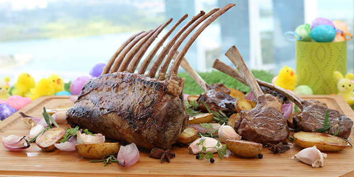 Roasted Lamb - Easter Brunch Menu (20 Apr) from Zafferano Italian Restaurant & Lounge in Collyer Quay, Singapore