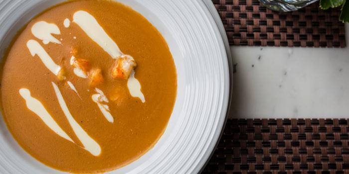 Special Soup from Prime+ Urban Grill Restaurant & Bar at Floor7th, Compass SkyView Hotel 12 Sukhumvit 24 Klongton, Klongtoey Bangkok