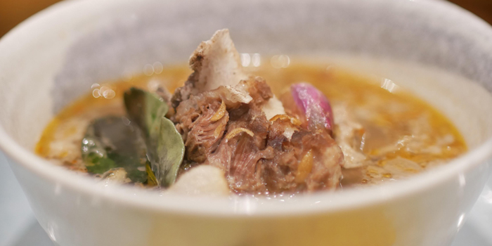 Sup Kaledo from La Brasserie Le Meridien Jakarta