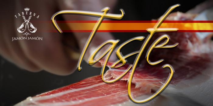 Taste from Taberna Jamon Jamon in Sukhumvit Soi 20,Bangkok