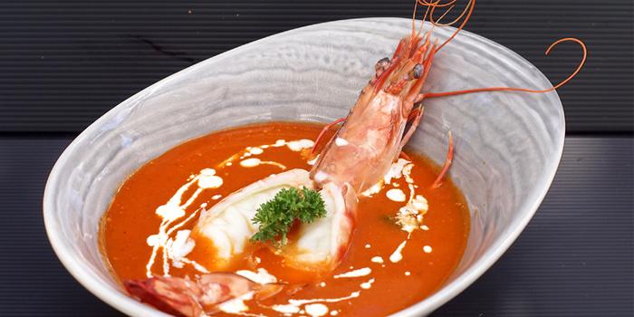 Tomato Soup from Secret Sunset in Karon, Phuket, Thailan