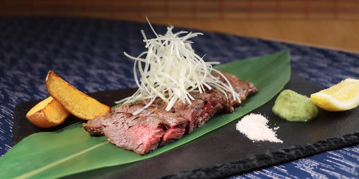 Wagyu Skirt Steak, Toripon, Causeway Bay, Hong Kong