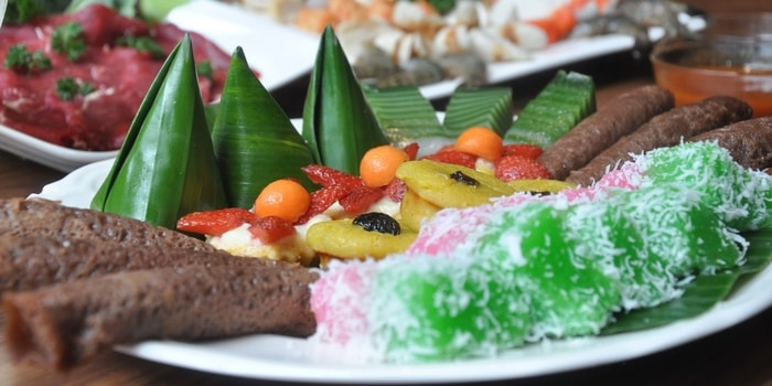 Dish 4 at Caza Suki Restaurant (Mahakam)