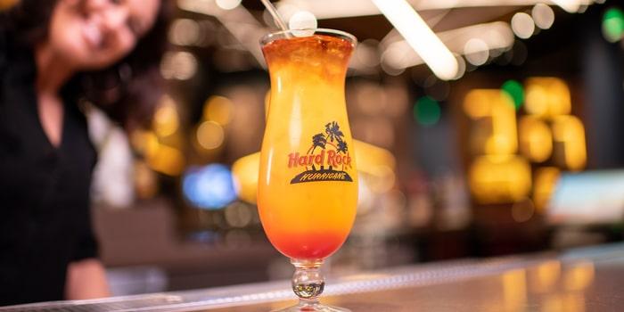 Beverage 1 at Hard Rock Cafe Bali