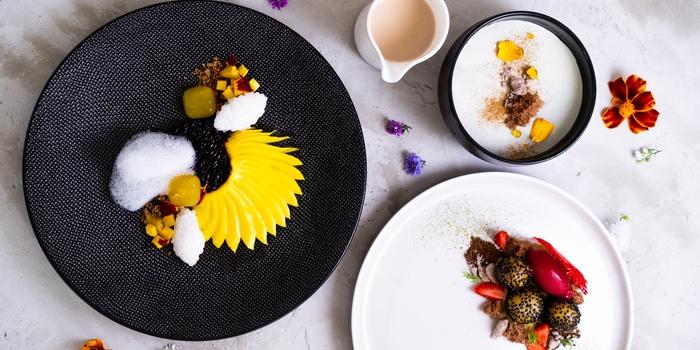 Dish 1 at Myriad Kitchen & Pastry, Petogogan