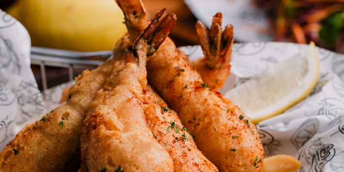 Food 6 at Shrimpis Restaurant