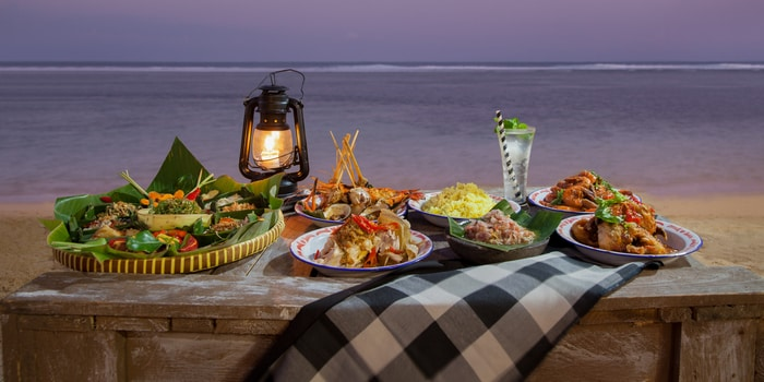 Seafood Night Market at Arwana Restaurant (The Laguna, a Luxury Collection Resort & Spa)