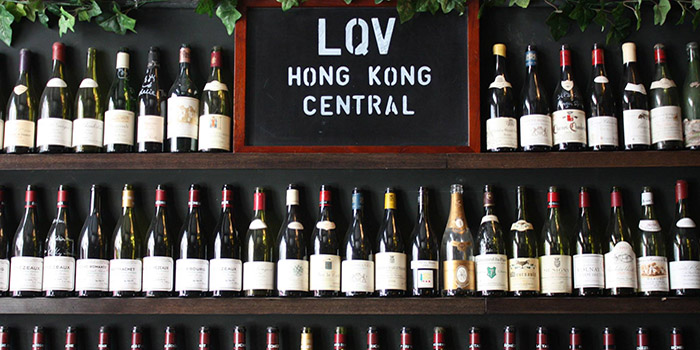 Wine Cabinet, Le Quinze Vins, Central, Hong Kong