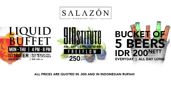 Promo from Salazon, Bali