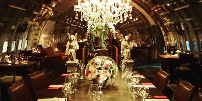 Dining Room of Na-Oh Bangkok at 460/8 Sirindhorn Rd Bangphlat, Bangkok