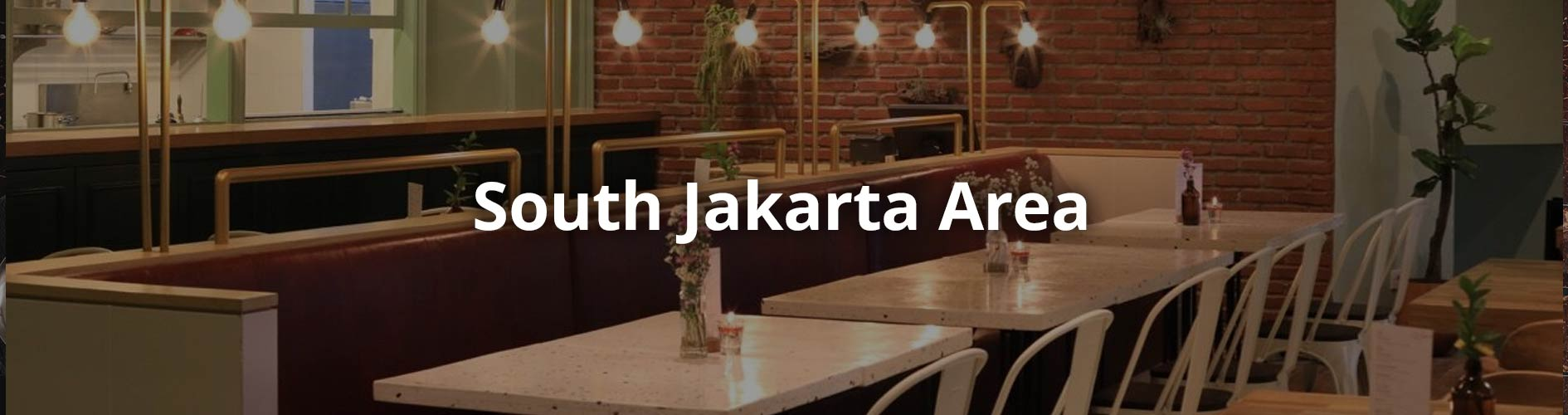 South Jakarta S Best Restaurants