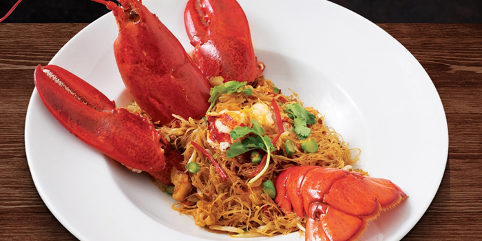 Maine Lobster Noodle from Coca at Central World, 6 floor Ratchadamri, Patumwan Bangkok