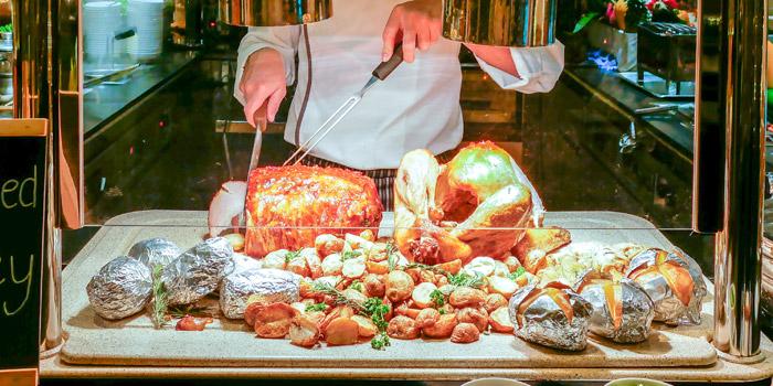 Roasted Turkey from Public Restaurant at Avani Atrium Bangkok Hotel 1880 New Petchaburi Rd, Bang Kapi Huai Khwang, Bangkok