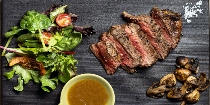 Whisky Rib Eye from Homeground Grill & Bar in Lavender, Singapore