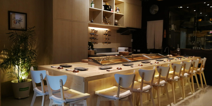 Sushi Bar of The Older Chef at 12/2 Lat Phrao Rd Saphansong, Wang Thonglang Bangkok