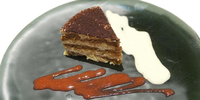 Tiramisu from Beccofino Italian Restaurant at 90 Soi Thong Lor Khlonton Nua, Wattana Bangkok