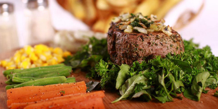 Dish 1 at Super Steak, Jakarta