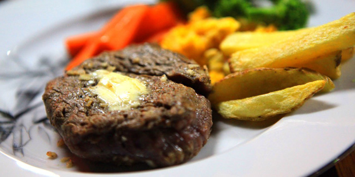Dish 2 at Super Steak, Jakarta