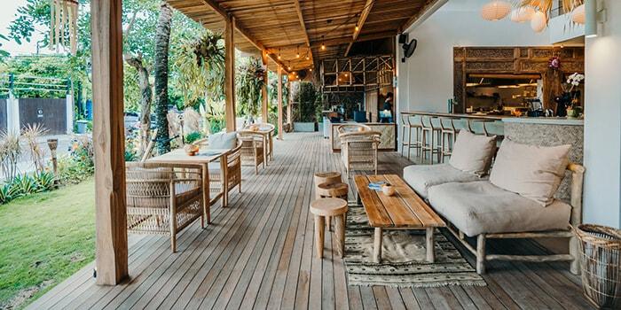 Interior from Zin Cafe Canggu, Bali