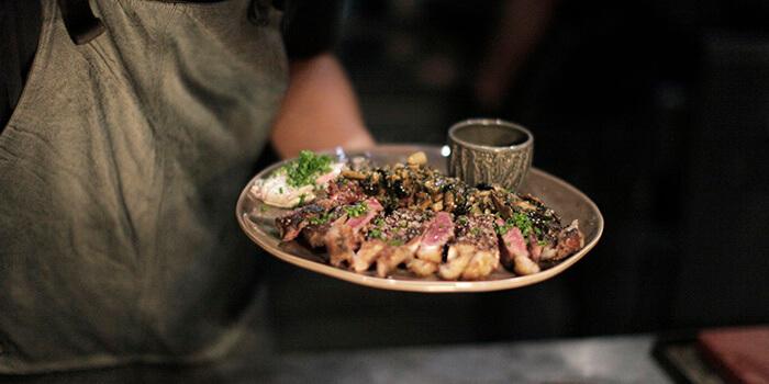Food from Salazon Bali