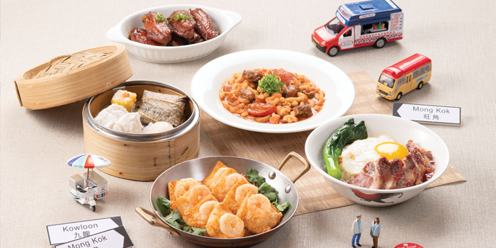 Afternoon Tea Buffet, The Place, Mongkok, Hong Kong