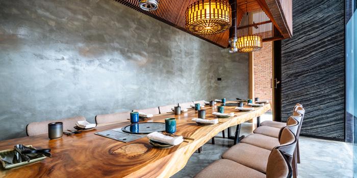 Ambience of Charm Korean Steakhouse at Novotel Bangkok Sukumvit 20 19/9 Soi Sukhumvit 20 Sukhumvit Rd, Khlong Toei Bangkok