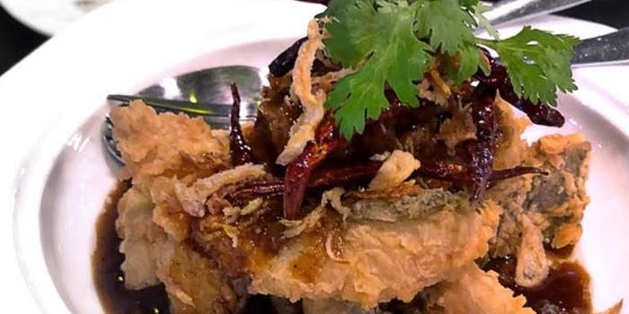 Appetizer Dishes  from Oak Wine Valley @ Sukhumvit 50 at 451 Sukhumvit 50 Rd. Phra Khanong, Klong Toey Bangkok