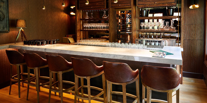 Bar Area of Jacqueline at 14/2 Soi Somkid, Phloen Chit Rd Lumphini, Khet Pathum Wan Bangkok