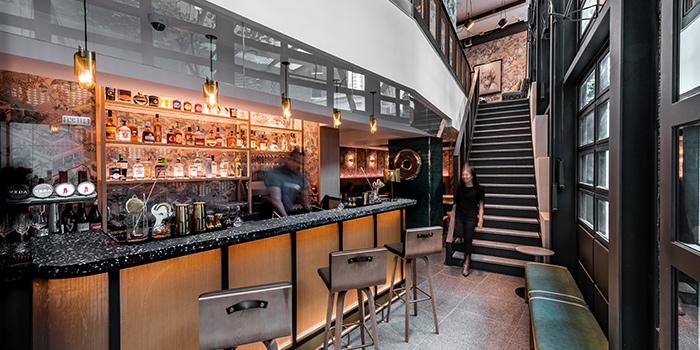 Bar, VEDA, Central, Hong Kong