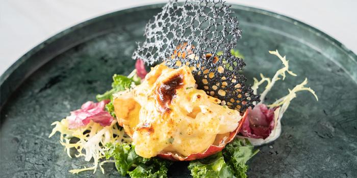 Boston Lobster Thermidor, Van Gogh Senses, Tsim Sha Tsui, Hong Kong