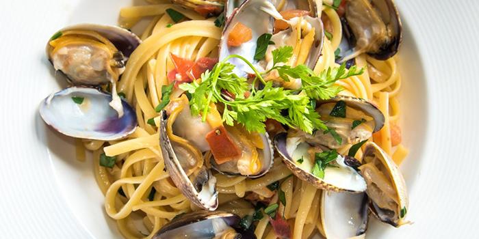 Clams Spaghetti, Odelice!, Tsim Sha Tsui, Hong Kong