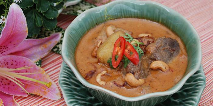 Classic Thai Lamb Curry from Kinnaree Gourmet Thai at 43 Soi Sukhumvit 8 Khwaeng Khlong Toei, Khet Khlong Toei Bangkok