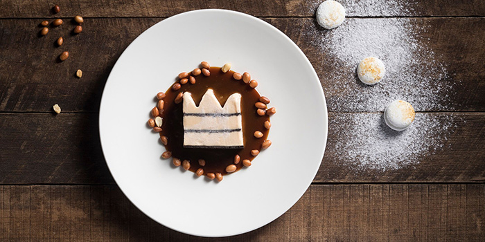 Peanut Butter & Chocolate Ice Box Cake from Cook & Brew at The Westin Singapore in Marina Bay, Singapore