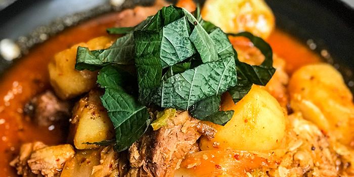 Pork Rib Stew, SSAL BORI SSAL, Tsim Sha Tsui, Hong Kong