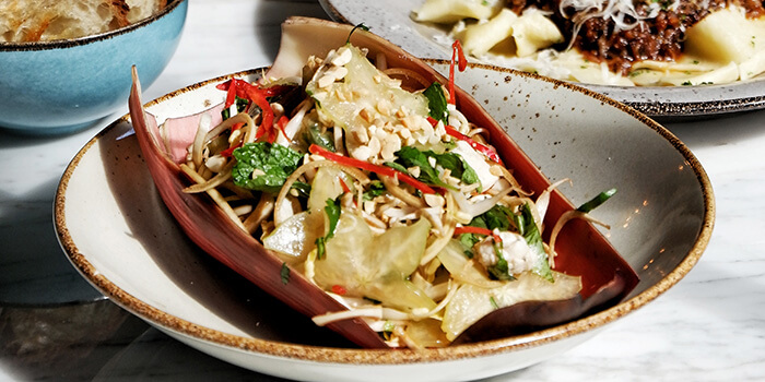 Food from Hoi Polloi Bali