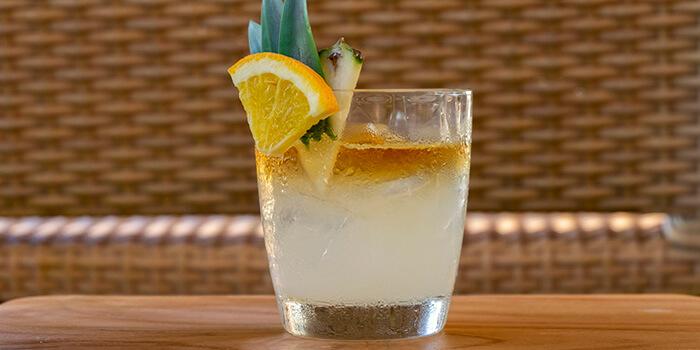 Drinks from Bene Italian Kitchen, Kuta, Bali