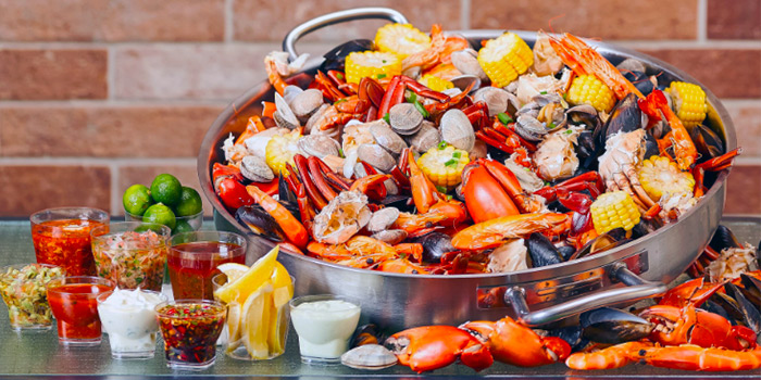 Daily Seafood from J65 @ Hotel Jen Tanglin at Hotel Jen in Tanglin, Singapore
