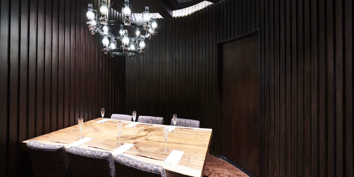Dining Area of MASA - Otaru Masazushi at ICONSIAM (Siam Takashimaya) 4th Fl Rose Dining Zone Charoen Nakhon Road, Klong San Bangkok
